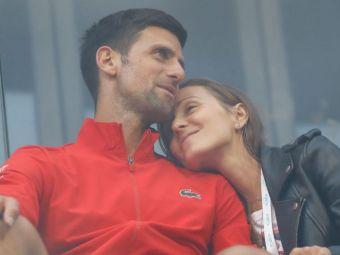 Și antivacciniști se vaccinează, la nevoie! Soții Djokovic au făcut vaccinul anti-covid pentru a putea fi împreună la US Open