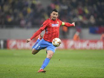 """Budescu """"Artistul"""", prezentat oficial la FCSB! Ce număr va purta mijlocașul"""