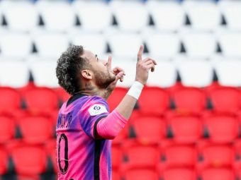"""Au cheltuit aproape jumătate de miliard de euro pe el, dar câștigurile sunt pe măsură! Câți bani i-a """"adus"""" Neymar lui PSG"""