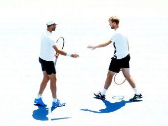 Visul trofeului, spulberat! Horia Tecău și Kevin Krawietz s-au oprit în sferturi la US Open: ce motive de supărare are Tecău