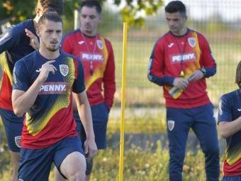 Drăgușin a vorbit după scandalul creat în jurul titularizării sale la naționala U21