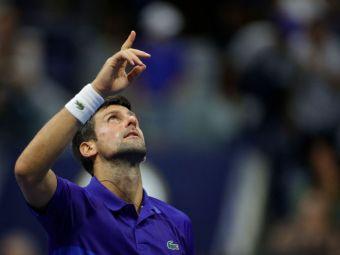Documentarul lui Djokovic poate atinge vânzări record! Liderul mondial nu doar joacă, ci și filmează la US Open