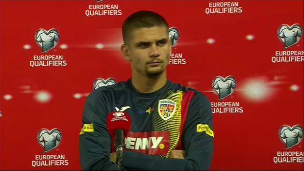 """EXCLUSIV   """"Mă duc la echipa mea, să joc pe poziția unde dau cel mai bun randament!"""" Marin, furios după meciul cu Macedonia! Atac la Rădoi"""
