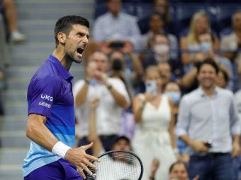 Reușește Novak Djokovic Grand Slam-ul? Doi adversari de top în semifinale și finală pentru liderul ATP la US Open 2021