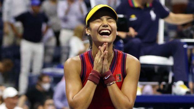 Suma vârstelor finalistelor de la US Open atinge doar 37 de ani! Emma Răducanu și Leylah Fernandez vor lupta pentru primul trofeu de Grand Slam