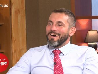 """Cosmin Radu și poveștile lui impresionante din polo. Fostul căpitan al naționalei, invitat la """"Hai să fim super!"""""""