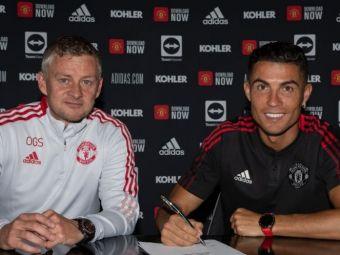 """""""Asta este cea mai mare greșeală!"""" Un antrenor îl avertizează pe Solskjaer în cazul lui Ronaldo"""
