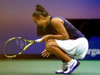 Atenție, Emma Răducanu! Adversara sa din finală, Leylah Fernandez este cea mai puternică jucătoare a turneului: ce o demonstrează