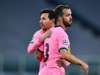 """""""Nici Messi nu înțelegea atitudinea lui Koeman!"""" Un nou atac al lui Pjanic la antrenorul Barcelonei"""