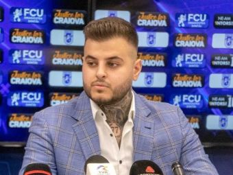 Tensiuni în vestiarul lui FCU după înfrângerea cu FC Argeș! Mititelu jr a băgat jucătorii în ședință