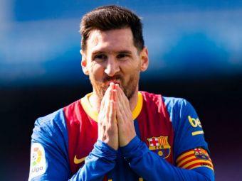 """""""Plecarea lui Messi putea fi evitată!"""" Anunțul neașteptat făcut din Spania! Șeful ligii a dat verdictul"""
