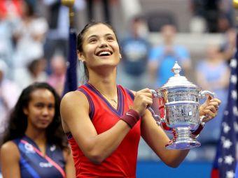 Emma Răducanu, îndrăgostită de New York: primele cuvinte spuse după ce a devenit noua campioană a Openului American