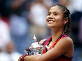 Mesajul transmis public de Simona Halep Emmei Răducanu, imediat după încheierea finalei de la US Open: Halep, depășită de Răducanu la New York