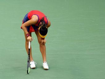 Emma Răducanu, acuzată că a trișat în finala US Open! Momentul care a tensionat atmosfera în finalul meciului