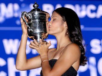 Emma Răducanu, urcare spectaculoasă în topul WTA după ce a excelat în New York