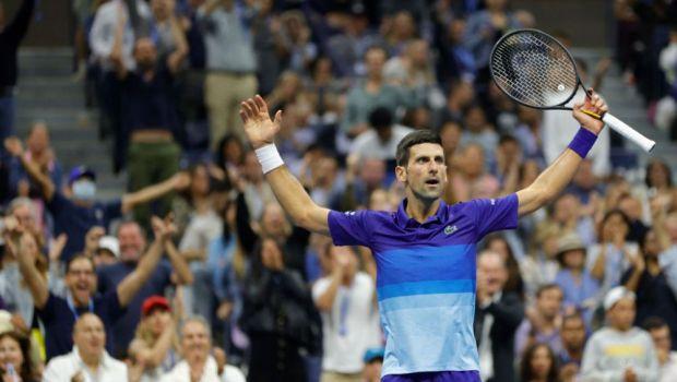 Novak Djokovic, față în față cu istoria! Ultima dată când un tenismen reușea Marele Șlem, americanii aterizau pe Lună, iar Regina Angliei avea 43 de ani