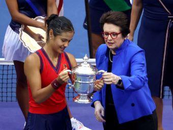 """CTP, după trofeul câștigat de Emma Răducanu la US Open: """"E meritul ei, n-are nicio treabă cu noi. S-o iubim pentru ce joacă, nu pentru că ar fi româncă!"""""""