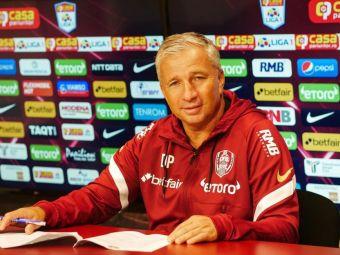 """""""Nu îl știți pe Dan Petrescu 'totul e greu, imposibil'?"""" Antrenorul CFR-ului, ironizat pentru declarațiile făcute după meciul cu Botoșani"""