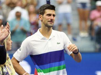 A pierdut gloria și recordul, dar a cucerit inimile oamenilor! Novak Djokovic, în lacrimi în timpul finalei de la US Open