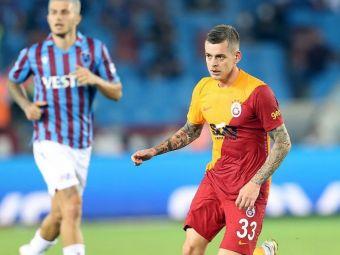"""Reacția lui Cicâldău după meciul cu Trabzonspor: """"Trebuie să facem asta!"""" Performanța reușită în campionat"""