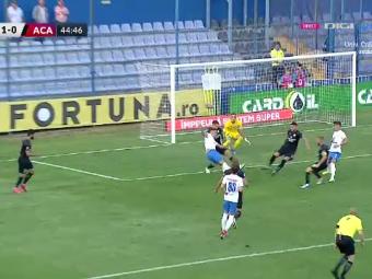 Farul a distrus-o pe Academica, 5-0! Betancour, cu un hat-trick, Petre și Sali au semnat golurile gazdelor