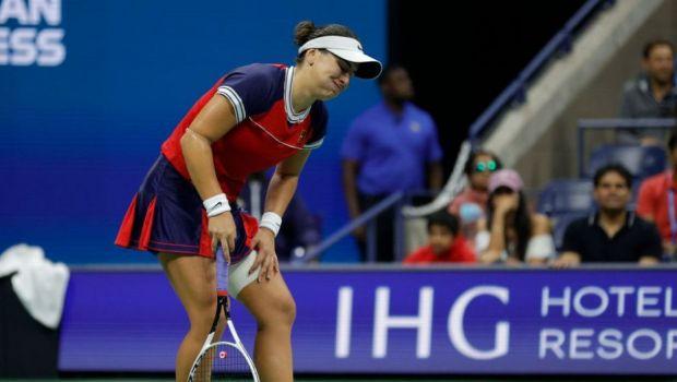 """Bianca Andreescu spune """"bye-bye!"""" topului mondial! Canadianca cu origini românești este marea pierzătoare a US Open 2021"""