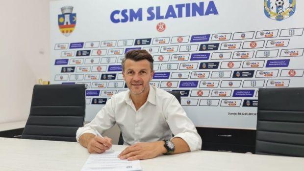 Fost președinte și acționar la Rapid, numit antrenor la o echipă din Liga 3!