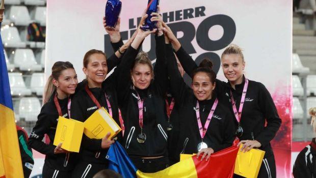 Programul Europeanului de tenis de masă de la Cluj. Tricolorele își apără titlul cucerit la Nantes, în 2019