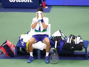 """Novak Djokovic, fatalist după eșecul de la New York: """"Nu știu dacă voi mai juca vreun turneu. Nu am niciun plan, absolut nimic!"""""""