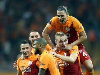 Moruțan și Cicâldău, ocazii mari în meciul cu Lazio! Victoria importantă a lui Galatasaray după autogolul portarului! Aici ce s-a întâmplat