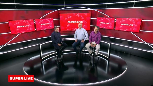 SuperLive cu Mironică, Valeriu Răchită și Alin Buzărin pe Facebook Sport.ro