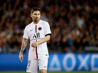 """Dezvăluiri de la PSG din spatele transferului lui Messi: """"L-am căutat în iarnă! Dorința lui ne-a motivat"""""""