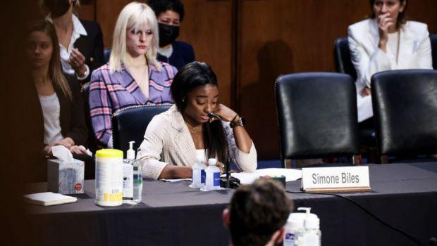 """""""Sunt supraviețuitoare a abuzului sexual!"""" Discurs cutremurător al lui Biles în procesul cu medicul naționalei de gimnastică"""