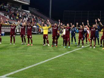 Petrescu ia primele măsuri la CFR Cluj! Vrea să scape de unul dintre favoriții lui Șumudică