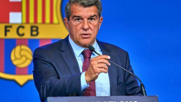 """Ziua în care Laporta s-a dus în vestiarul Barcelonei și a avut un singur mesaj pentru jucători: """"M-ați dezamăgit!"""""""
