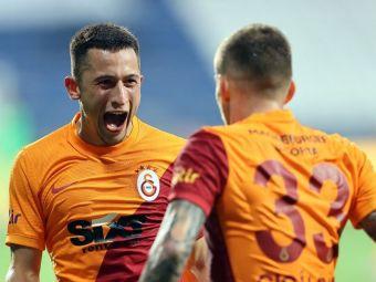 Cifrele românilor, care îl încântă pe Terim: Moruțan, noul 'joker' de la Galatasaray a fost comparat cu Messi
