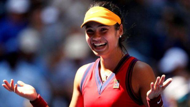 Emma Răducanu bate toate recordurile! Noua senzație din tenis urmează să semneze contracte de peste un miliard de dolari
