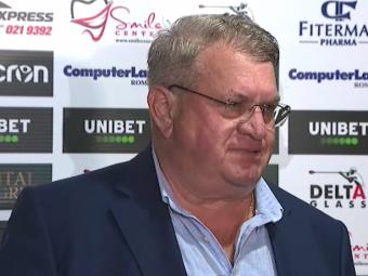 """""""Am fi meritat să egalăm"""". Iuliu Mureșan, optimist despre jocul arătat de Dinamo. Ce a declarat despre Dario Bonetti"""