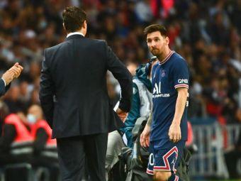 Mauricio Pochettino, replică tăioasă după ce Leo Messi l-a lăsat cu mâna întinsă