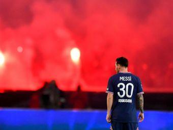S-a supărat degeaba? Messi, cifre modeste în meciul cu Lyon