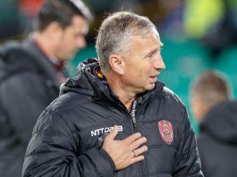 """""""Eu? Nu l-am adus eu. Nici nu-l cunosc"""". Petrescu a dat din umeri când a fost întrebat de noul transfer al CFR-ului"""
