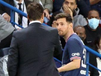 Mauricio Pochettino, pus pe lista neagră de membrii familiei regale din Qatar după înlocuirea lui Messi. Mesajul primit de antrenor
