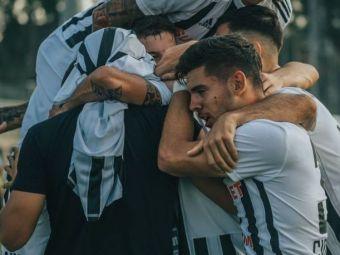 Universitatea Cluj, victorie la limită în Liga a doua! Echipa lui Erik Lincar urcă pe locul patru în clasament