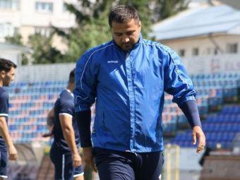 """""""Visez să antrenez această echipă!"""" Marius Croitoru, pregătit să se despartă de FC Botoșani"""