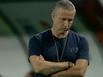 """""""Nu mi-a plăcut!"""" Reghecampf, supărat la finalul meciului cu CFR! Anunță schimbări pentru meciul din Cupă"""