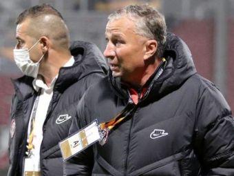 """""""Penalty mai clar ca ală nu se vede!"""" Dan Petrescu atacă arbitrajul după prima victorie de la revenirea la Cluj"""