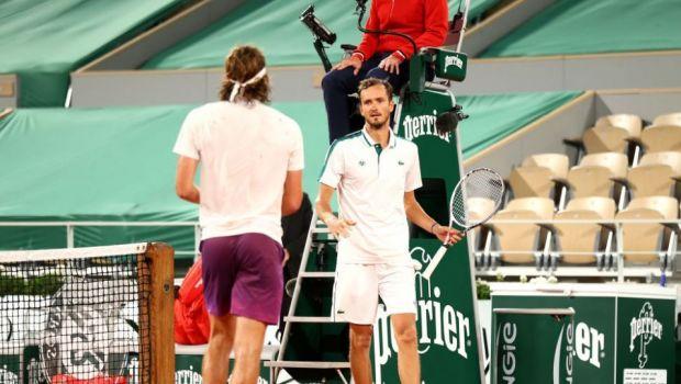 """Noul campion al US Open, făcut praf de Stefanos Tsitsipas: """"Nu spun că e plictisitor, dar are niște rezultate grozave pentru cum joacă!"""""""