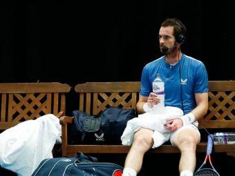 """Gest de mare clasă făcut de Andy Murray: """"Nu vreau să mă bag peste Emma Răducanu, o să-i dau sfaturi doar dacă ea mi le cere!"""""""