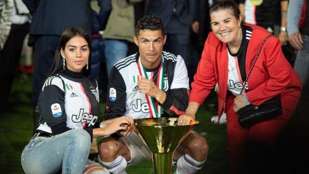 Care este ultima dorință înainte de moarte a mamei lui Cristiano Ronaldo