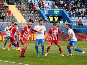 """Reacție sinceră a lui Laszlo Dioszegi după meciul cu Farul: """"Are dreptate Gică Hagi! Nu a fost deloc 11 metri"""""""